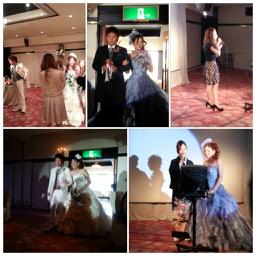 和歌山の結婚式場 華月殿 5月6日は 二十歳の花嫁様